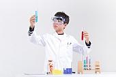 어린이 (인간의나이), 한국인, 누끼, 초등학생, 장래희망, 과학자, 과학실험 (사건), 연구 (주제), 직업, 생명공학