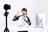 어린이 (인간의나이), 초등학생, 누끼, 직업, 한국인, 장래희망, 크리에이터, 1인미디어 (사회현상), 방송사회자 (언론직)