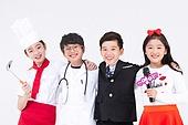 어린이 (인간의나이), 초등학생, 누끼, 직업, 한국인, 장래희망