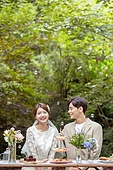결혼 (사건), 스몰웨딩, 정원, 결혼식, 신랑, 신부 (결혼식역할)