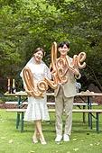 결혼 (사건), 스몰웨딩, 정원, 행복, 미소, 결혼식, 사랑 (컨셉), 신랑, 신부 (결혼식역할)