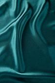 탑앵글, 천 (재료), 재질 (물체묘사), 백그라운드, 오브젝트 (묘사), 곡선, 컬러, 녹색 (색상)