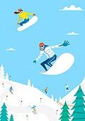 겨울, 레저활동 (주제), 휴가, 겨울방학, 눈 (얼어있는물), 스키장, 만년설원 (눈), 스노우보드 (스포츠용품), 스키 (겨울스포츠)