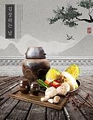 김장 (한국문화), 한식 (아시아음식), 한국 (동아시아), 배추김치, 장독 (한국전통)