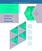 포트폴리오, 그래프, 디자인엘리먼트, 비즈니스, 인포그래픽, 프리젠테이션 (연설), 보고서