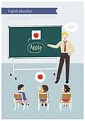 교육 (주제), 영어 (교과목), 공부, 어린이 (인간의나이), 교사 (교육직)