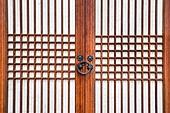 전통문화 (주제), 한옥, 조선시대, 역사, 문 (건물출입구), 문고리