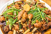 찜닭, 안동찜닭, 음식, 한식 (아시아음식)
