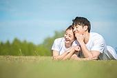 커플 (인간관계), 데이트, 감성, 이성커플 (커플), 한국인, 동양인 (인종), 로맨스 (컨셉), 이성커플, 로맨틱, 행복 (컨셉), 웃음 (얼굴표정)