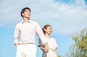 커플 (인간관계), 데이트, 커플, 사랑 (컨셉), 이성커플, 한국인, 대학생, 함께함 (컨셉), 행복, 로맨틱 (움직이는활동), 로맨스, 청년커플 (동성커플), 라이프스타일, 파트너십 (팀워크), 걷기 (물리적활동), 응시