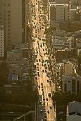 서울 (대한민국), 도시, 도심지 (구역), 도시거리, 도시풍경 (풍경), 교통체증 (교통), 도로, 교통