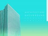 파워포인트, 메인페이지, 백그라운드, 비즈니스, 건축, 건물외관 (건설물)