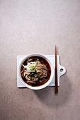 음식,그릇,메밀국수,젓가락,온메밀국수