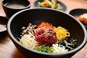 육회,비빔밥