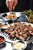 구이,돼지고기,양념돼지갈비