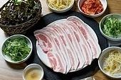 육류,고기,구이,쌈,생고기