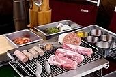 육류,고기,구이,생고기,소세지