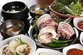 육류,고기,구이,삼겹살,쌈