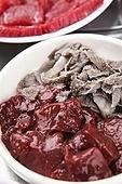 육류,고기,내장음식,선지