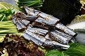 해산물,과메기,쌈,김