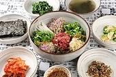 육회비빔밥,육회,비빔밥