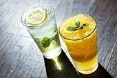 음료,과일,에이드,레몬에이드