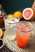 음료,과일,에이드,자몽에이드