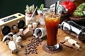 커피,아메리카노,아이스