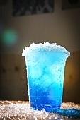 음료,블루레몬에이드