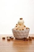 카라멜,빙수,아이스크림