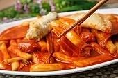 떡볶이,튀김,분식
