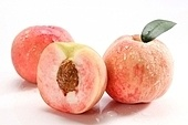 복숭아,과일