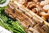 고기,곱창,모듬구이