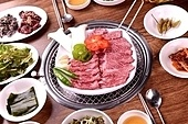 등심,고기,구이,상차림,생고기