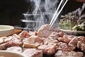 돼지고기,구이,목살