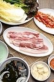 오겹살,고기,구이,생고기