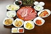 등심,고기,구이,부채살,생고기