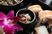 일본식,도시락,롤