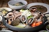 낙지,탕,해산물,전복