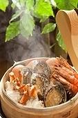 해물탕, 낙지, 새우
