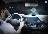 스피커, 인공지능, 4차산업혁명 (산업혁명), 첨단기술 (기술), 운전, 운전 (움직이는활동), 자동차