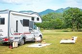 캠핑 (아웃도어), 모터홈 (기타육상교통수단), 여유로운주말 (레저활동), 여행