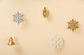 백그라운드, 오브젝트 (묘사), 스튜디오촬영 (실내), 장식품 (인조물건), 크리스마스 (국경일), 크리스마스오너먼트 (크리스마스데코레이션), 겨울, 눈송이