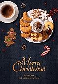 크리스마스 (국경일), 크리스마스오너먼트 (크리스마스데코레이션), 탑앵글, 연례행사 (사건), 선물 (인조물건), 크리스마스카드, 쿠키