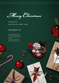 크리스마스 (국경일), 크리스마스오너먼트 (크리스마스데코레이션), 탑앵글, 연례행사 (사건), 선물 (인조물건), 크리스마스카드, 선물상자