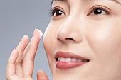 의료성형뷰티, 여성, 20대, 피부관리, 뷰티, 피부, 깨끗함, 얼굴, 미소, 화장품