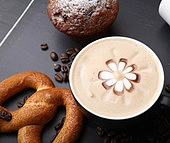 커피,음료,카페모카