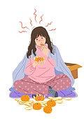 감기, 질병, 건강관리 (주제), 건강한생활 (주제), 고통