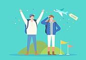 상업이벤트 (사건), 세일 (사건), 라이프스타일, 여행, 휴가, 신입생 (학생)
