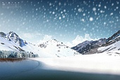 백그라운드, 계절, 겨울, 풍경 (컨셉), 눈 (얼어있는물), 차가움 (컨셉)